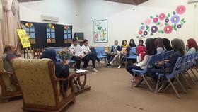 برپایی انجمن ادبی ماه قلم ویژهی اعضای نوجوان مراکز کانون پرورش فکری گرگان