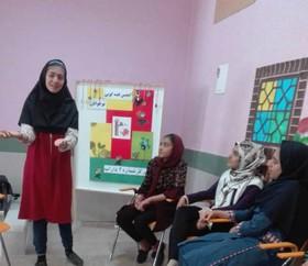 برگزاری انجمن قصهگویی در مرکز فرهنگی هنری داراب