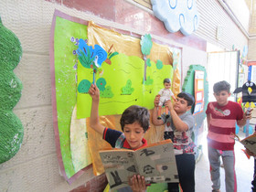 رونق تئاترکتابخانه ای در مراکز کانون لرستان