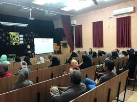 برگزاری کارگاه توجیهی مهارتهای مثبت روانشناختی در کانون پرورش فکری گنبدکاووس