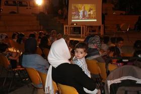 ترویج قصهگویی در پارک شقایق شیراز