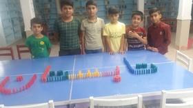 تابستان شاد کانون خراسان جنوبی در مرکز فرهنگی هنری سرایان