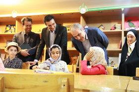 بازدید رئیس سازمان مدیریت و برنامهریزی استان تهران از مراکز کانون تهران