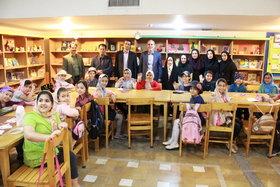 بازدید  رییس سازمان مدیریت و برنامه ریزی استان تهران از مراکز ۱۵ و ۴۳ کانون تهران