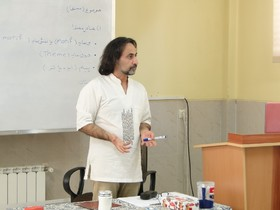 برگزاری دوره آموزشی نمایش نامه نویسی در کانون پرورش فکری کودکان و نوجوانان استان اصفهان