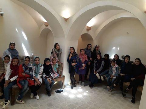 فعالیت های تابستانی مراکز فرهنگی هنری کانون اصفهان 3