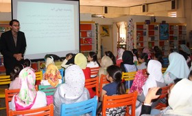 اجرای چند برنامه با موضوع مصرف بهینه آب در مراکز کانون استان قزوین