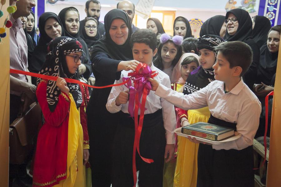 کودکانونوجوانان کرمانشاهی صاحب کافهکتاب شدند