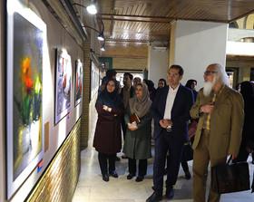 کارگاه آموزشی نمایندگان انجمن عکاسی و برپایی نمایشگاه «قاب اول»