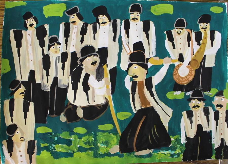 عضو مرکز فارسان دیپلمهای افتخار مسابقه نقاشی «مونتانا» بلغارستان را دریافت کرد