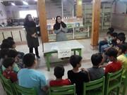 """کارگاه """" من همیار محیط زیست هستم"""" در مرکز نوشهر برگزار شد"""