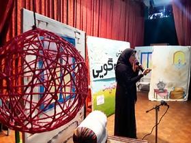 برگزاری جشن قصهگویی در شهرستان سنقر