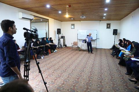 نخستین گردهمآیی آموزشی نمایندگان انجمن سرود کانون