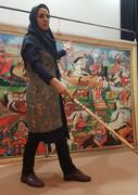 کارگاه شاهنامه خوانی در مرکز شماره 2 سنندج برگزار شد