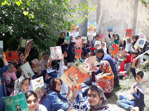 پویش فصل گرم کتاب از نگاه دوربین(۲)؛ کانون استان اردبیل