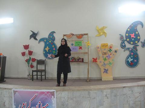 برپایی جشن قصهگویی در کانون خلخال