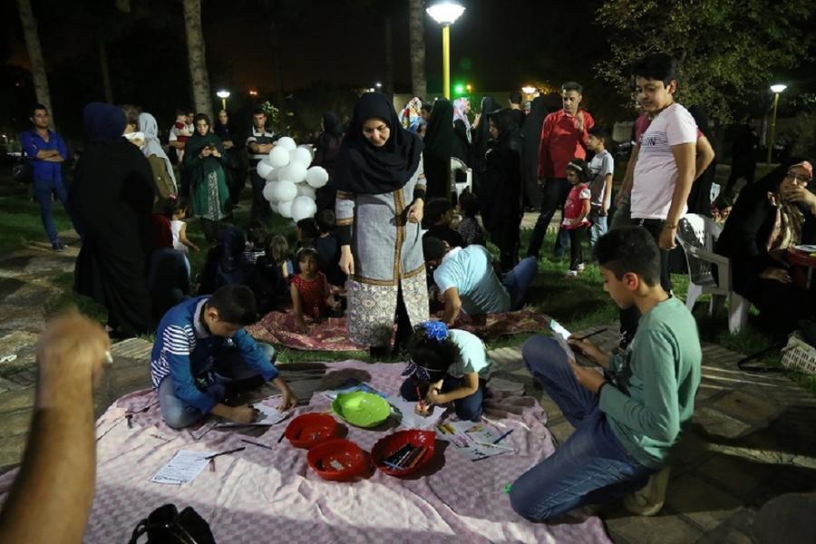 جشن ازدواج ۷۰ زوج آران و بیدگلی در سالروز ازدواج امام علی(ع) و حضرت زهرا(س) برگزار شد