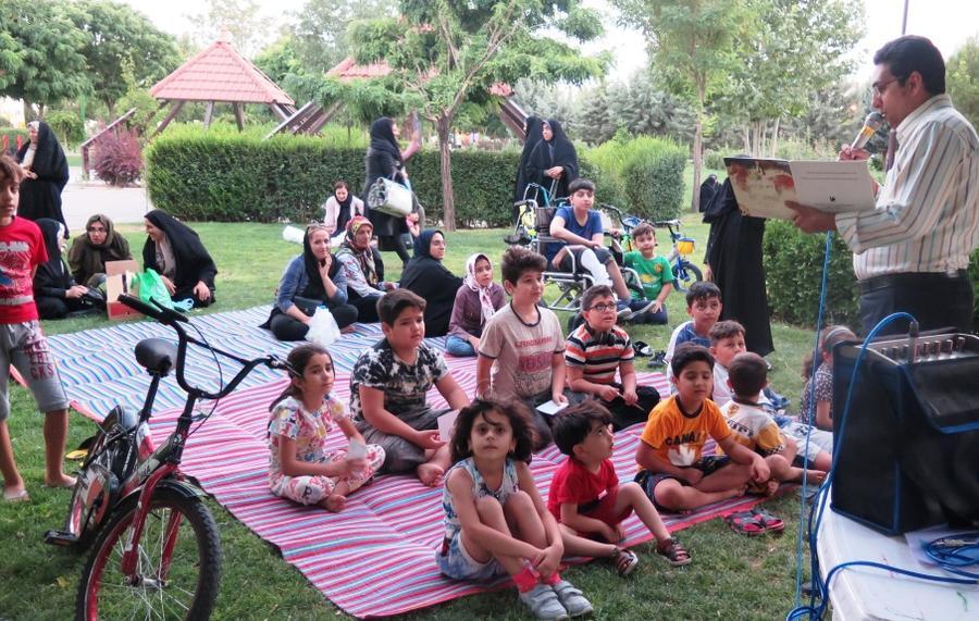 پنجمین اجرای تابستانی پویش «فصل گرم کتاب»