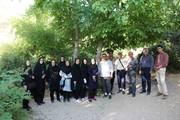 همایش پیاده روی کارکنان کانون استان کردستان برگزار شد