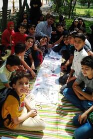 گزارش تصویری تکاپوی تابستانی در مراکز کانون استان قزوین