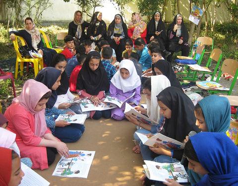 پویش فصل گرم کتاب در قاب تصویر- مرکز فرهنگی هنری کانون کومله