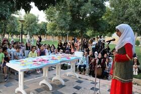 گزارش تصویری پویش فصل گرم کتاب در مراکز فرهنگی هنری استان مرکزی