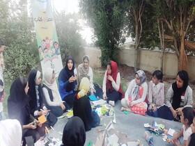 پویش فصل گرم کتاب در مراکز فرهنگی هنری کانون استان بوشهر