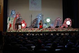 آیین پایانی نخستین مهرواره داستان آفرینش در تبریز (۲)