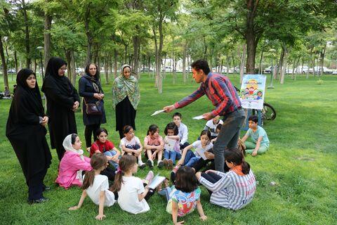 استان مرکزی - پویش فصل گرم کتاب