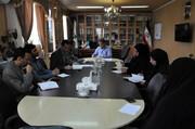 تبیین ویژهبرنامههای کانون در پنجمین جلسه شورای فرهنگی استان اردبیل