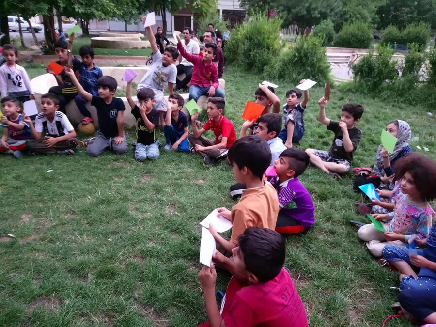 ششمین پویش فصل گرم کتاب درلرستان برگزارشد