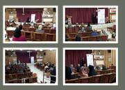 معرفی بیست و دومین جشنواره بینالمللی قصهگویی در همایش استانی i_maths  در سنندج