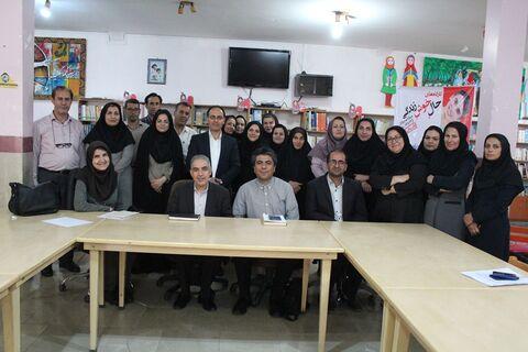 برگزاری دوره آموزشی تابآوری و مهارت های مثب روانشناختی در یاسوج
