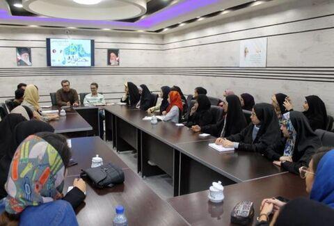اعضای نوجوان مراکز کانون پرورش فکری تبریز دست به قلم میشوند