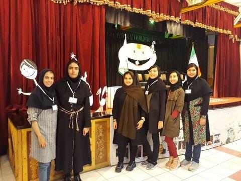 حضور ۶  داستان نویس نوجوان اصفهانی در مهرواره داستانی آفرینش