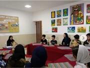 کارگاه آموزش مهارت قصهگویی در کانون امیدیه برگزار شد
