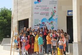 گزارش تصویری جشن قصه گویی مرکز ۲ بجنورد