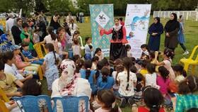 معرفی جشنواره قصهگویی کانون در منزلگاههای کاروان«پیک امید»