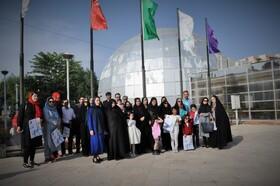 تجلیل از خبرنگاران حوزه کودک و نوجوان در مرکز علوم و نجوم کانون زنجان