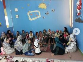 کارگاه آموزش مهارت قصهگویی در مرکز فرهنگی هنری کانون ملاثانی