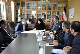 امضای تفاهمنامه همکاری بین کانون و اداره کل هواشناسی استان اردبیل