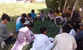 اردوی مراکز فرهنگیهنری سیستان و بلوچستان