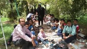 اردوی اعضای مراکز فرهنگیهنری سیستان و بلوچستان(بخش سوم)