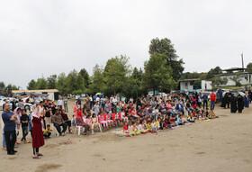 شهرستان تالش استان گیلان، ایستگاه پایانی «پیک امید»