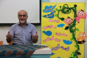 جشن قصه گویی مرکز شماره 10 کانون استان تهران /عکس از یونس بنامولایی