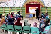 کارگاه آموزشی شیوه ها و فنون قصه گویی در مریوان برگزار شد