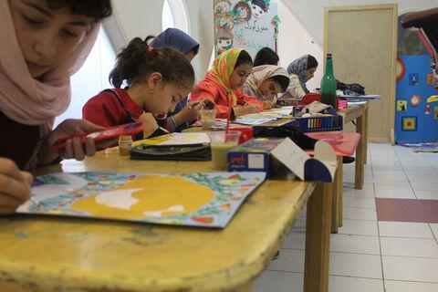 ادامه کارگاههای تابستانی مراکز کانون آذربایجان شرقی در ترم دوم تابستان