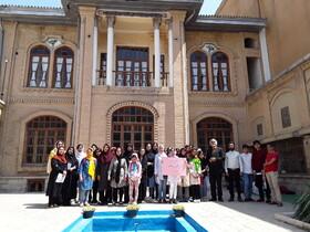 انجمن ادبی آفرینش کانون پرورش فکری کرمانشاه برگزار شد