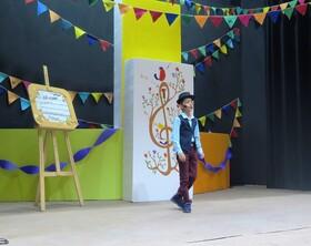 گزارش تصویری برگزاری سومین جشنواره استانی آوازهای کودکانه-1