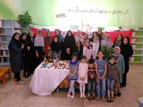 گزارش تصویری جشن قصهگویی مرکز شماره ۲ قم